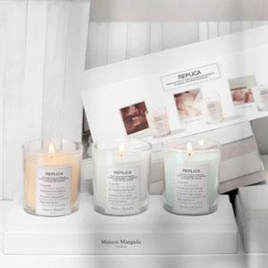 Maison Margiela REPLICA 迷你蜡烛香薰套装(价值$126)