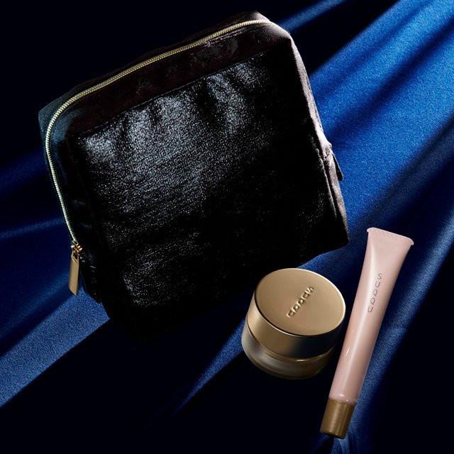 SUQQU2019年圣诞限定护肤系列12月1日上市