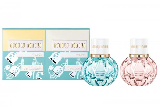 MiuMiu热卖香水即将推出迷你套装7月3日上市