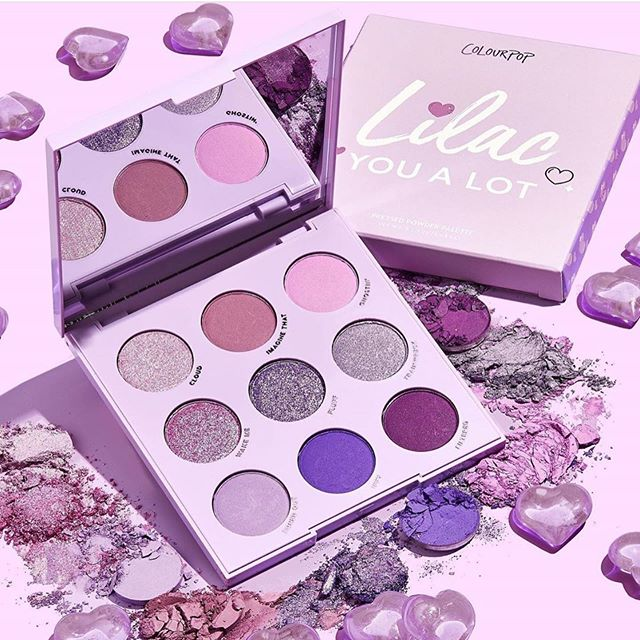 ColourPop全新彩妆系列LilacCollection9月20日上市