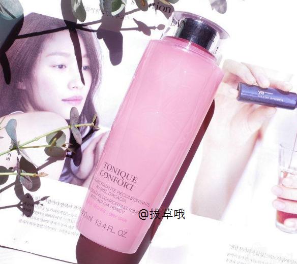 兰蔻LANCOME清滢柔肤水(粉水) 400ml*2件装售价$69.86约¥241.5/瓶