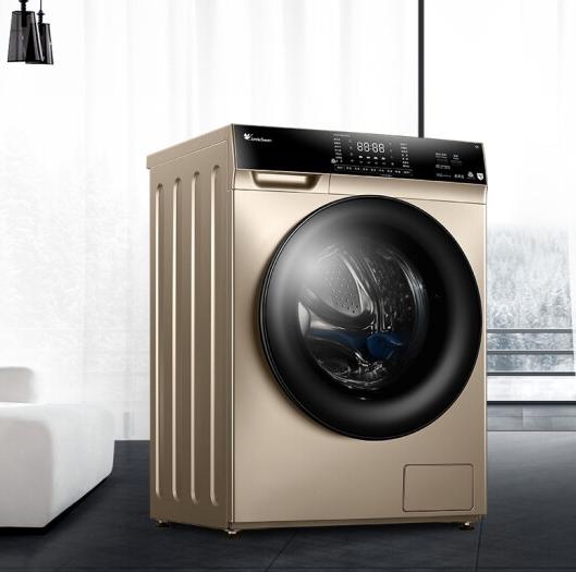 【12日0点】小天鹅 TG100V65WADG 滚筒洗衣机全自动 10公斤预计1499元!