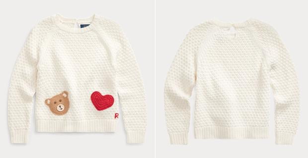 2-6岁小童针织衫真是可可爱爱